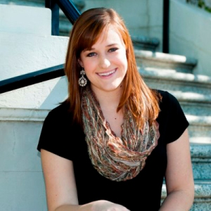Kelly Wesley–Public Relations Chair